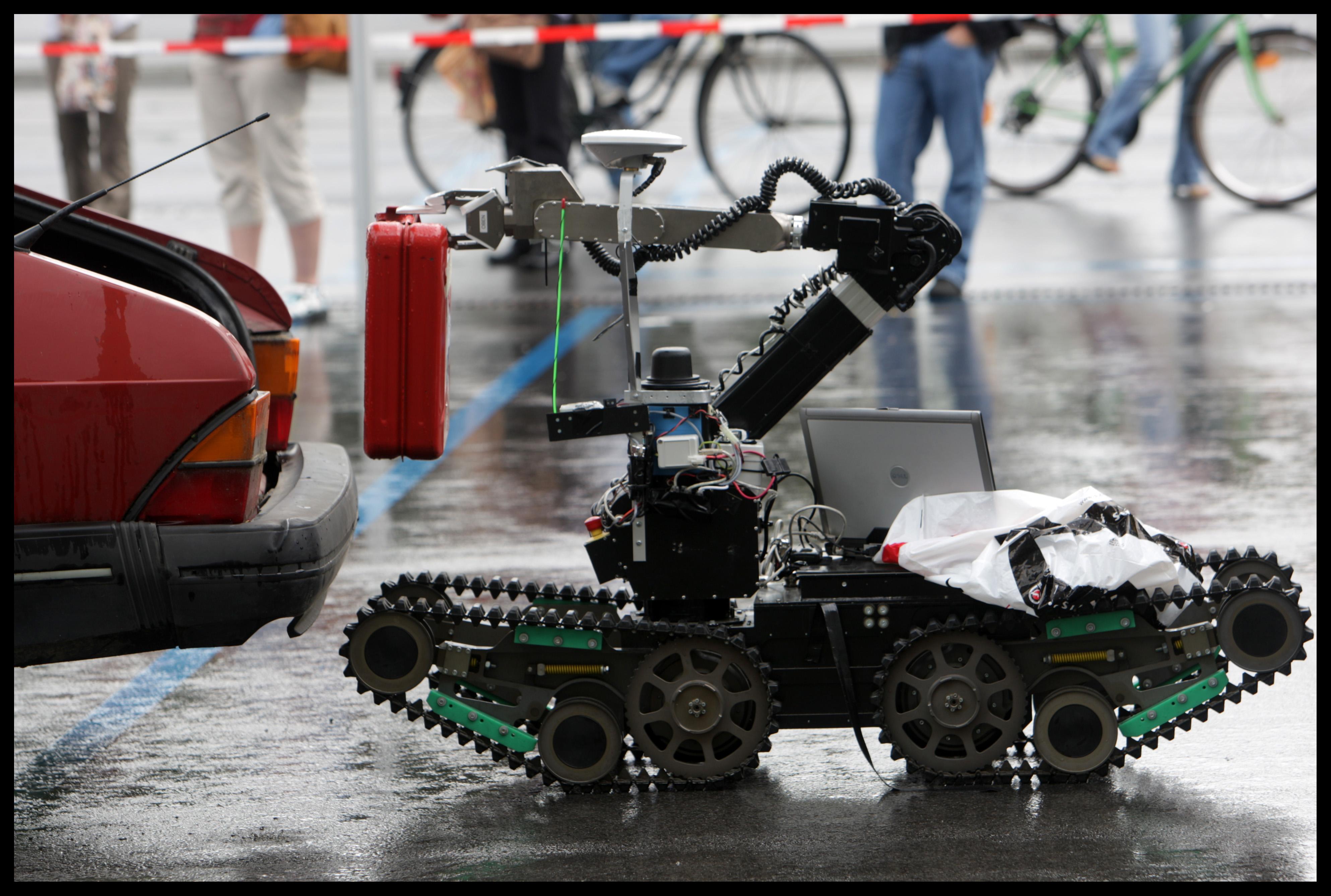 Поисковый робот своими руками