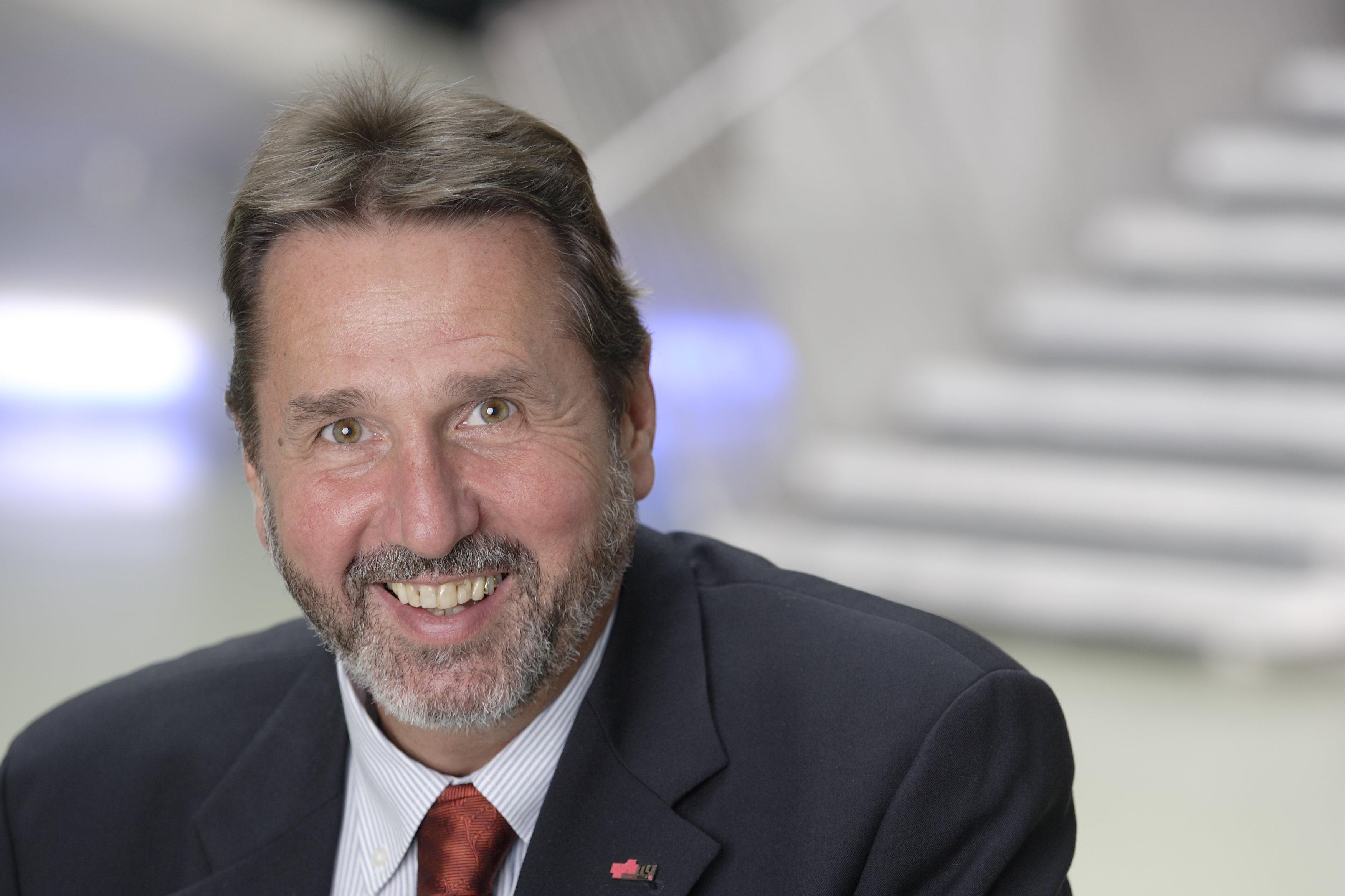 Ulrich Bauer, Vizerektor für Finanzen und Personal © TU Graz/Frankl. - Bauer_Ulrich-24